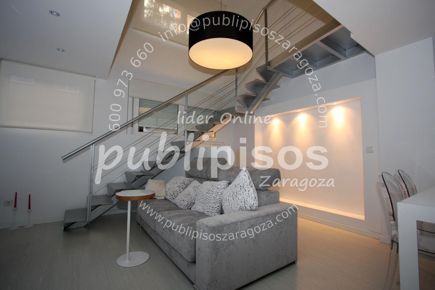Venta Atico Duplex Obra Nueva Centro Casco Histórico Zaragoza|PUBLIPISOS Inmobiliarias-30
