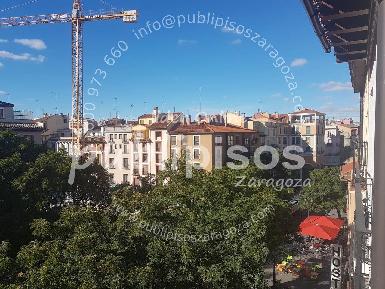 Venta Atico Duplex Obra Nueva Centro Casco Histórico Zaragoza|PUBLIPISOS Inmobiliarias-16