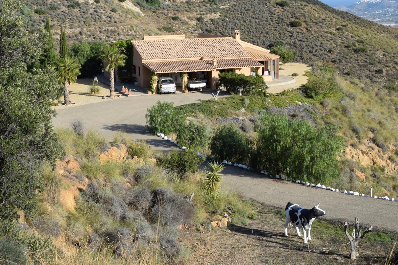 Casa rústica Paraje El Cortijo Curato, Bédar