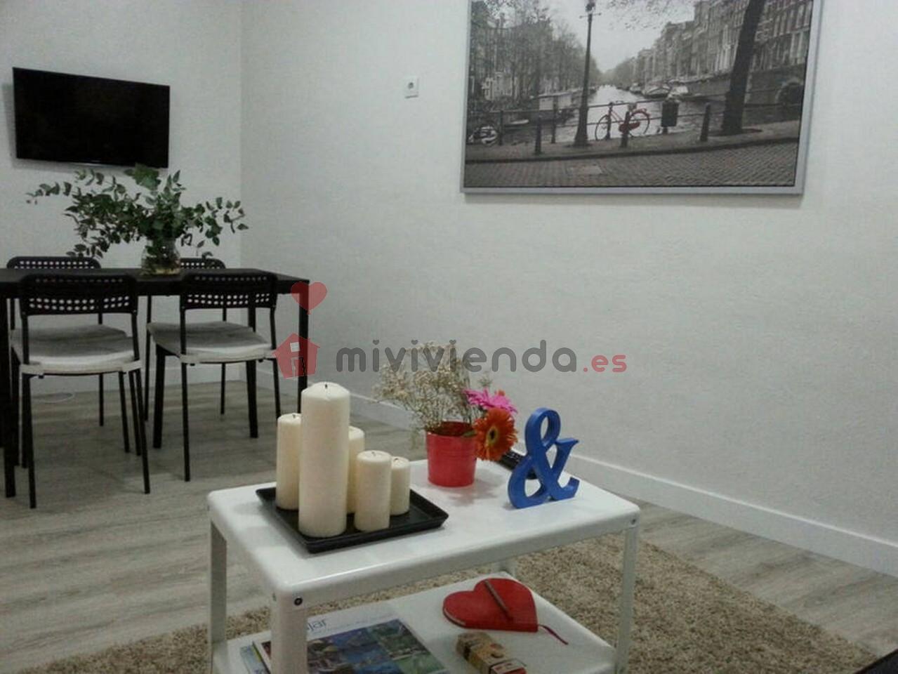 Piso En Alquiler En Madrid De 55 M2 # Muebles Tirso De Molina