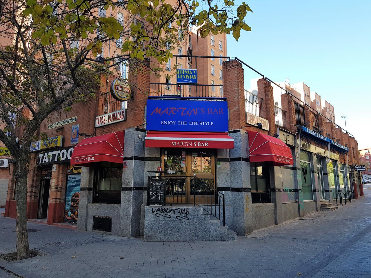 Centro de negocios inmobiliarios local en venta en - Local en madrid ...