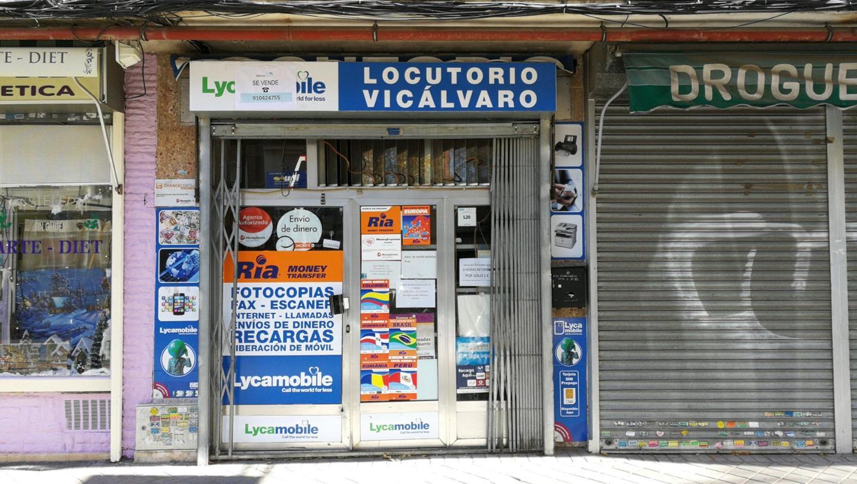 Alianza madrid local en venta en madrid de 60 m2 - Local en madrid ...