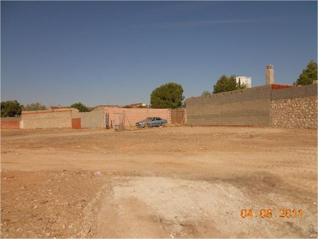 Terreno en venta con 3644 m2,  en Horcajo de Santiago