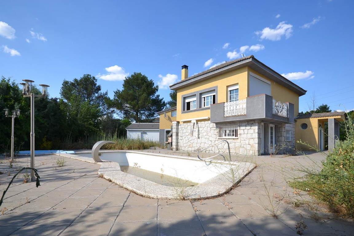 Compra alquila vive casa chalet en venta en villaviciosa de od n de 427 m2 - Casas villaviciosa de odon ...